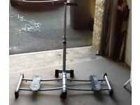 Exercise equipment / leg magic machine