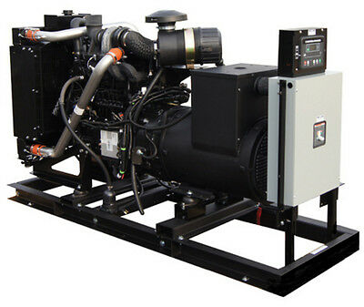 Gillette Genpro Diesel Genset Generator 42 Kw Marine Make Lots Of Electricity