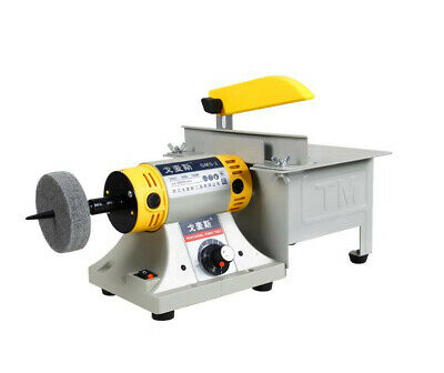 Multi-use Mini Bench Lathe Machine Electric Grinder Polisher Full Accessories M