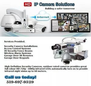 Security Camera Installations Kitchener / Waterloo Kitchener Area image 2