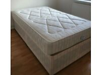 Deluxe Double bed with mattress