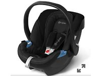 Brand new boxed car seat