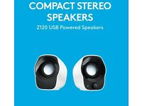 COMPACT STEREO SPEAKERS Z120 USB Powered Speakers