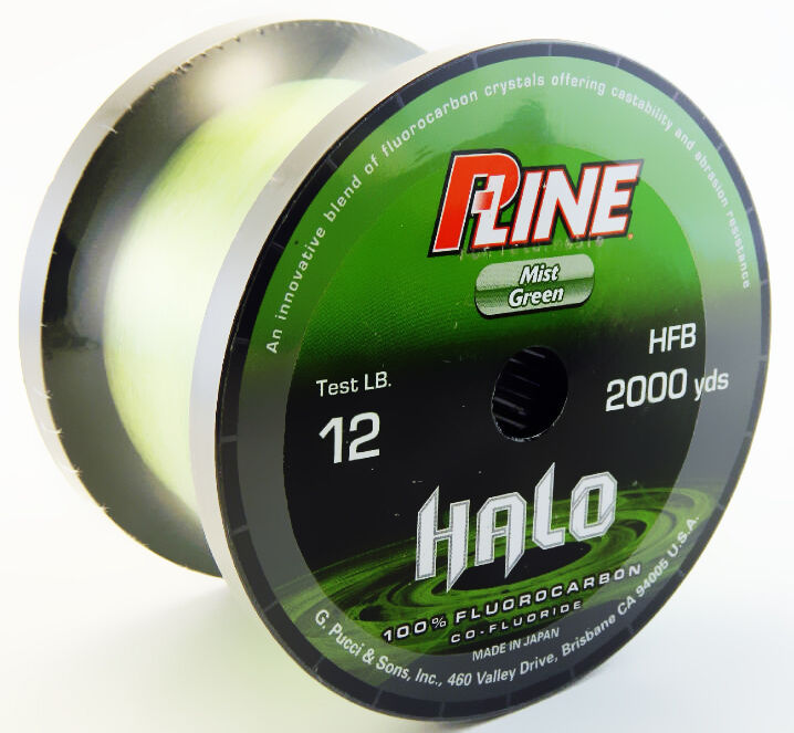 Top 10 fishing lines ebay for Best fluorocarbon fishing line