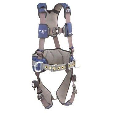 3m Dbi-sala Exofit Nex Positioning Climbing Tower Safety Harness Read Add