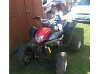 300cc Quad bike