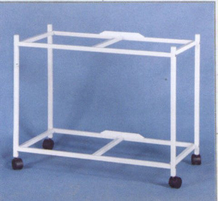 """2 Tier Stand For 30"""" x 18"""" x 18"""" Aviary Bird Cage White - T811 - 598"""