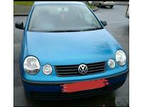 Polo 1.2 02 3door. Looking to swap.