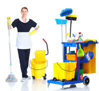 Reliable Home and Office Cleaning Available