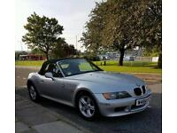 REDUCED!!!! BMW Z3 1.9 roadster 2dr 12 month MOT Full service history