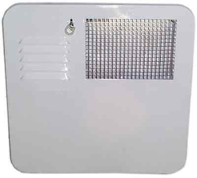 Suburban 4&6 Gallon Water Heater Replacement Door for RV / Camper / Trailer