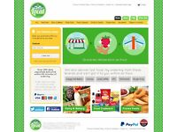 Food Delivery Franchise For Sale
