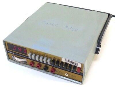 Simpson 460d Series 4 Digital Multimeter