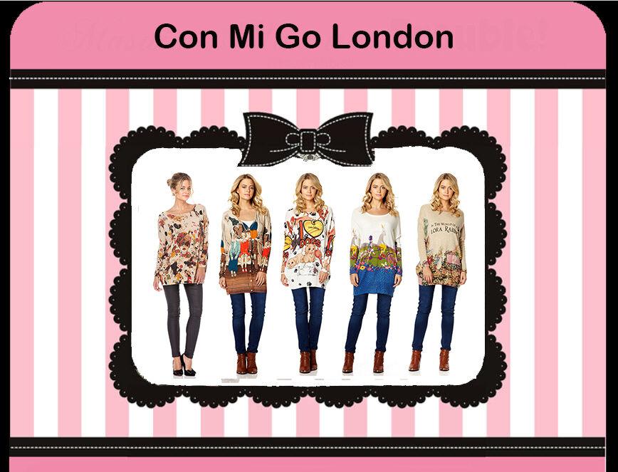 Con Mi Go London Fashion