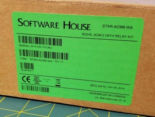 Software House iSTAR Pro ACM - STAR-ACM8-WA *New*