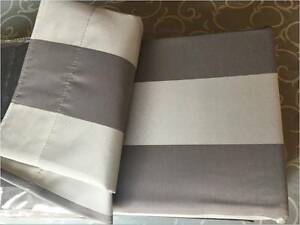 Pencil pleat curtains Chester Hill Bankstown Area Preview