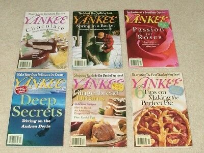 Yankee Magazine 1999 Buy One Or Buy 2   Get The 2Nd One At Half Price Ships Free
