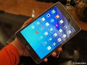 8.9 Samsung tablet with Lte