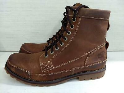 """Timberland Men's Earthkeepers 6"""" Lace-Up Boot, Burnished Brown, 10.5 M US"""