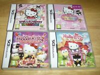 Nintendo DS Games - Hello Kitty Bundle