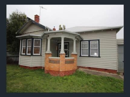 Weatherboard house for removal and relocation