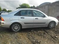 BREAKING 2002 FORD FOCUS 1.6 PETROL AUTOMATIC - NO TEXTS PLEASE - NEWRY / ARMAGH