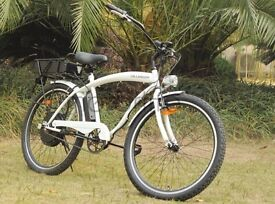 1000w (max) Electric Bike Bicycle - Cruiser