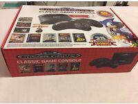 Sega mega Classic Games console unopened