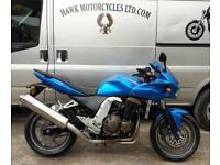 EXCELLENT 2006 KAWASAKI Z750S K6F, FSH, 10210 MILES, 3 OWNERS