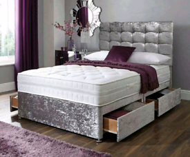 Beds - new - divans - free delivery