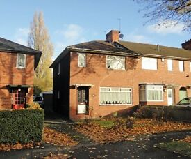 A WELL PRESENTED FOUR BEDROOM PROPERTY WITH OFF ROAD PARKING (SPARKHILL)