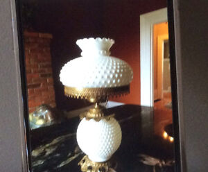Vintage Style Hurricane Lamps - COBOURG