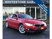 2014 14 BMW 4 SERIES 2.0 420I XDRIVE SPORT 2D 181 BHP