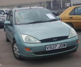 Sunroof* Ford Focus 1.6L Manual 5 Doors Petrol 16v LX LOW MILEAGE 1 Owner