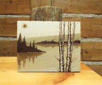 LEARN TO BURN! WOODBURNING WORKSHOPS AT THE ART SCHOOL OF PTBO