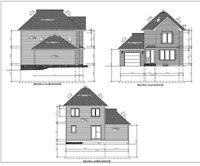plan pour constructions-Laval/Rive Nord