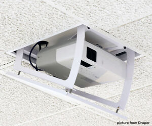 PROJECTOR LIFT DRAPER PHANTOM A