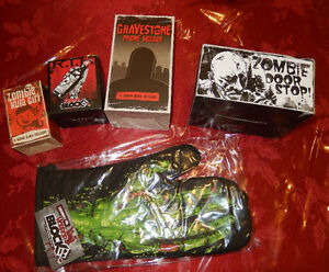 Zombie Bundle - 5 Exclusive Items from Horror Block