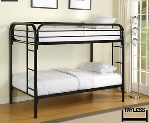 NEW ★ Solid Wood / Metal★ Bunk Beds ★ Can Deliver