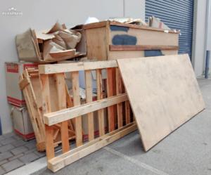 Moving Boxes, Bubble Wrap, & Crates