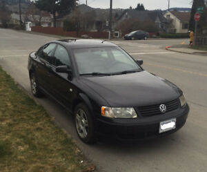 Trade for Truck - 2000 VW Passat - 2.8L V6 AWD