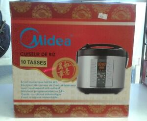 Brand New Media Rice Cooker (10cups)