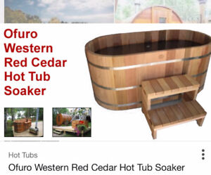Hot Tub Soaker - Pick-up Only!