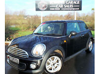 2012 (62) MINI 1.6 ONE 3DR (SPORT CHILI PACK) - 1 OWNER - FULL S/H - BLUETOOTH