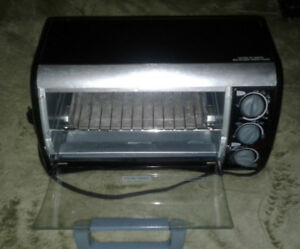 Toaster Oven - $25 firm. Pick up during weekends only.
