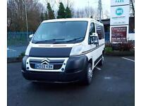 Citroen Relay HDI 2.2 Diesel 2009 Camper Van Band Bus Day Van