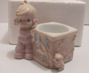 Precious Moments Votive Candle Holder