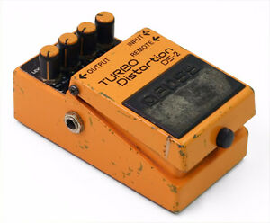 Looking for broken/damaged guitar pedals