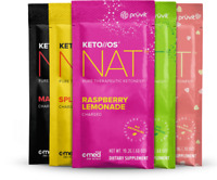 Keto//os Expeience Packs