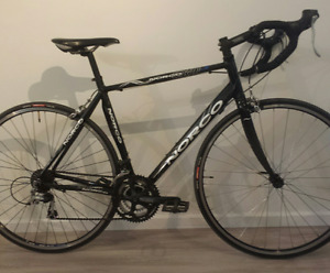 NORCO CRD 3 road bike with carbon forks